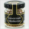 Altenburger Gewürzsalz Mediteran Miniglas