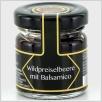 Altenburger Wildpreiselbeere mit Balsamico Miniglas