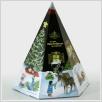 Der echte Räucherkerzen-Adventskalender - Pyramide