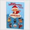 Sandmann Ausmalbuch