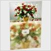 Rückwand Blumenstrauß für Tagesabreißkalender