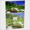 Rückwand Bergwiese für Tagesabreißkalender