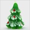 Kerze Weihnachtsbaum