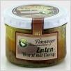 Enten-Wurst mit Curry
