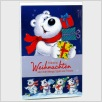 Weihnachtskarte 22-1551