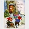 Wichtelpostkarte Weihnachtsgeschenke