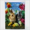 Glückwunschkarte Ostern 85-1308 2H