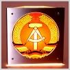Wandlampe DDR