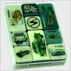 Magnet-Set Trabant
