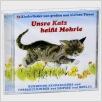 Unsre Katz heißt Mohrle