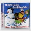 TEDDYS lustige Schlittenfahrt