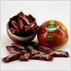 gefüllte Weihnachtskugel - Zetti Edelmarzipan Mini´s