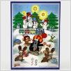 Maulwurf Weihnachtskalender
