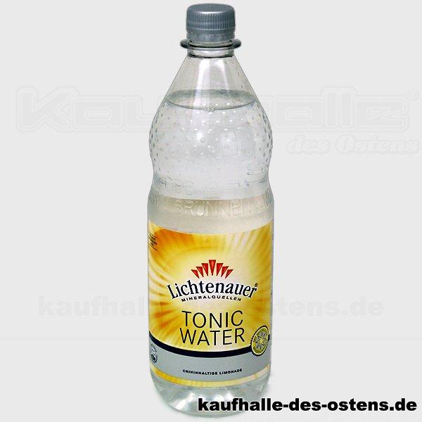 Lichtenauer Tonic Water - Ostprodukte, Spezialitäten und mehr